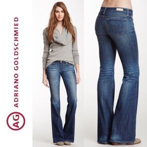 AG Adriano Goldschmied  The Belle Flare 04Y Jeans